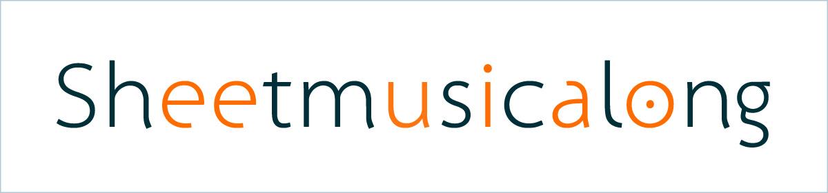 sheetmusicalong.com