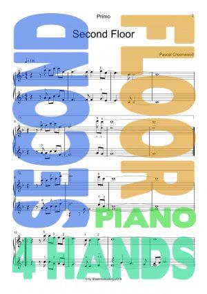Second Floor - Piano - Four Hands